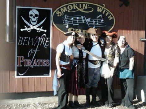 International Speak Like a Pirate Day 2011